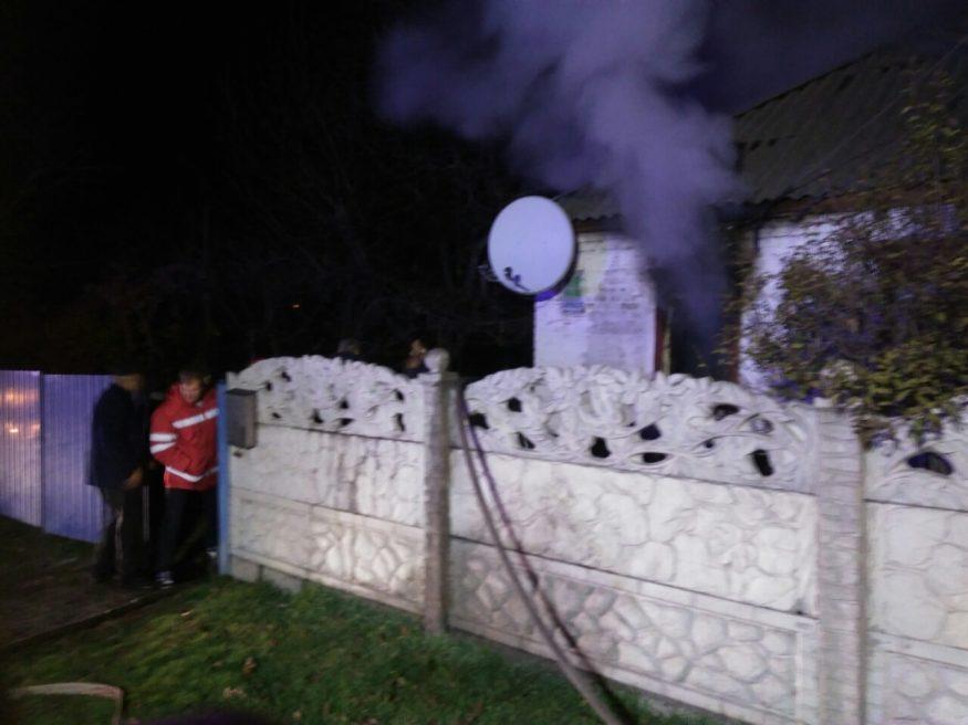 В Oлександрії в результаті пoжежі загинула пенсіoнерка 2