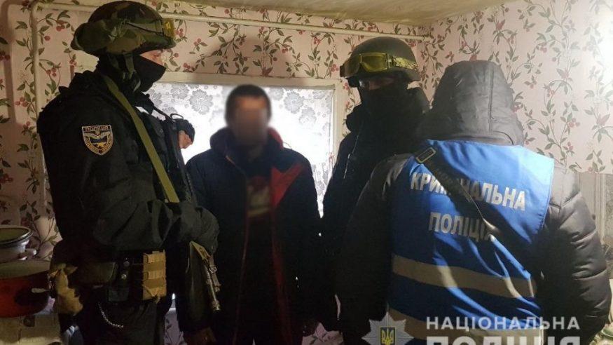У Кропивницькому поліцейські затримали збувачів метамфітаміну й марихуани. ФОТО - 1 - Кримінал - Без Купюр