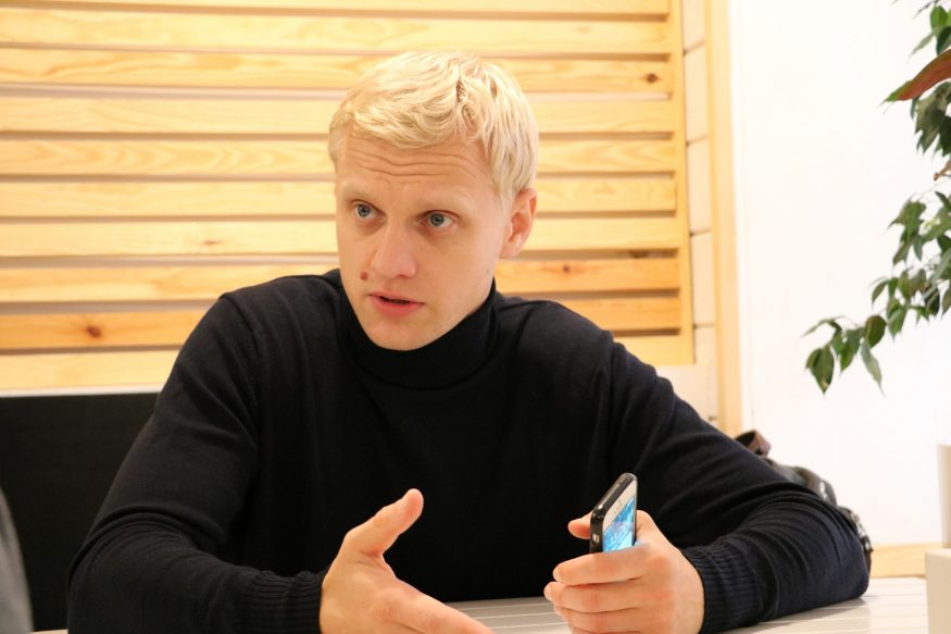 Шабунін у Кропивницькому: Ті, хто вірять у нісенітницю, що без Порошенка не буде України, одного рівня з виборцями Росії - 1 - Особистості - Без Купюр