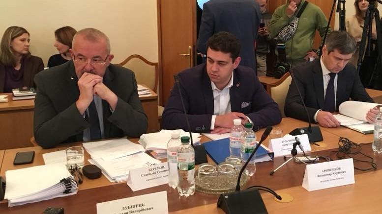 Комітет Верховної Ради дозволив зняти недоторканність з Березкіна. ФОТО, ВІДЕО - 1 - Корупція - Без Купюр