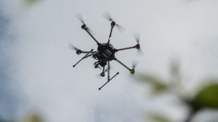 Над військовим арсеналом на Кіровоградщині упередили політ безпілотника