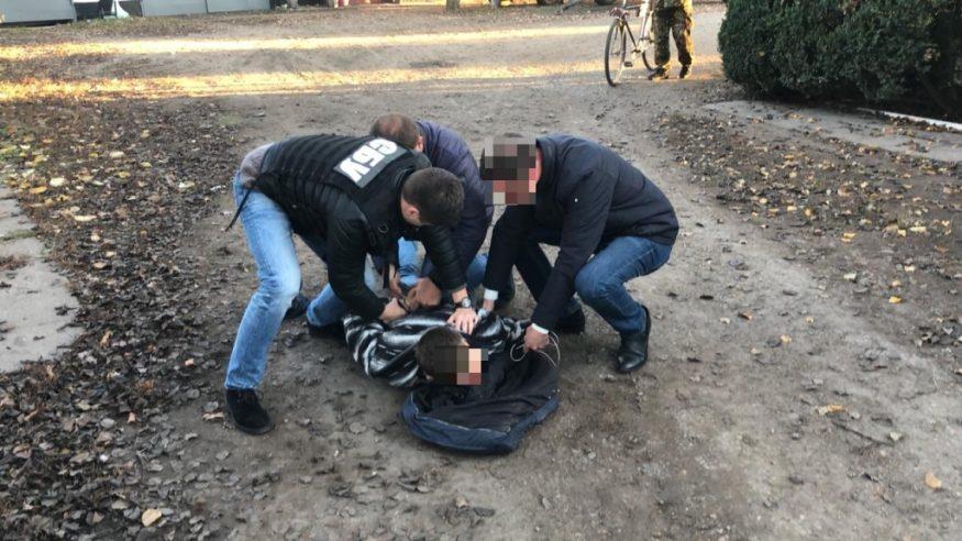 На Кіровоградщині за підозрою в хабарництві затримали посадовця «Укрзалізниці». ФОТО - 1 - Корупція - Без Купюр