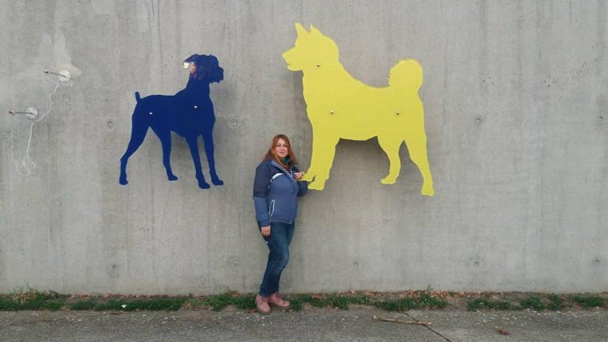 Кропивницькі волонтери «БІМу» відвідали притулок для тварин у Берліні. ФОТО 1