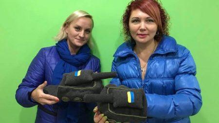 Кропивницькі волонтерки віддали виграну путівку військовому
