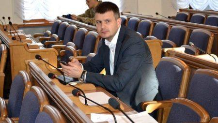 Екс-голова фракції БПП у Кіровоградській облраді проведене Новий рік за ґратами
