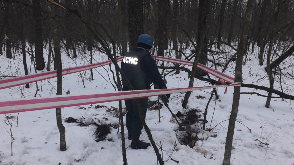 На Кіровоградщині сапери знешкодили боєприпаси часів Другої світової війни. ФОТО