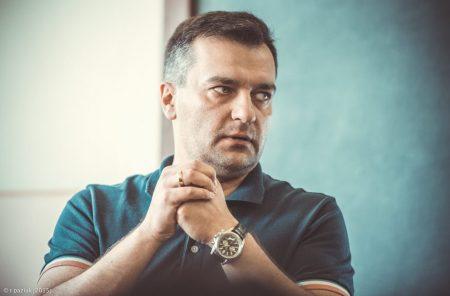 Відомий журналіст і потенційний кандидат у Президенти потрапив у ДТП на Кіровоградщині