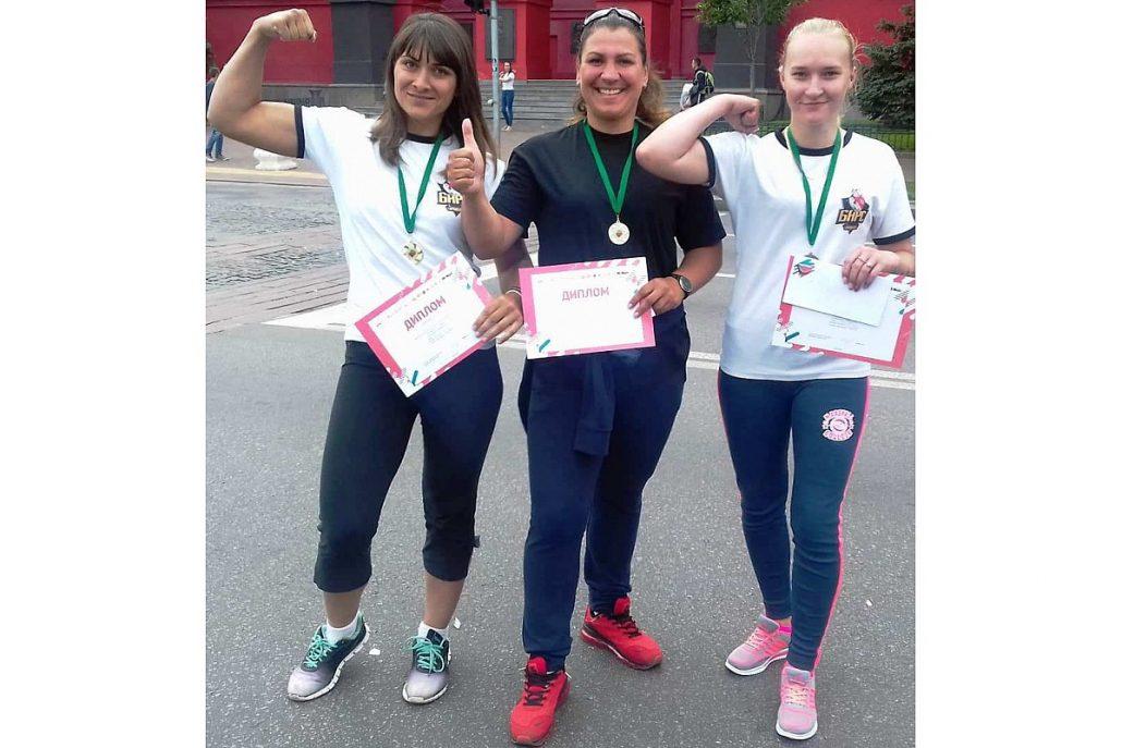 Кропивничанка виборола дві медалі на змаганнях з армспорту - 2 - Життя - Без Купюр