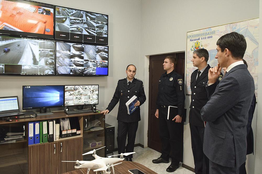На Кіровоградщині встановили інтелектуально-аналітичну систему відеоспостереження 1 - Життя - Без Купюр
