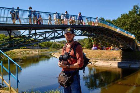Фотограф Олександр Майоров про пошук головного кадру, любов до міста, чому з нього потрібно їхати, але повертатися