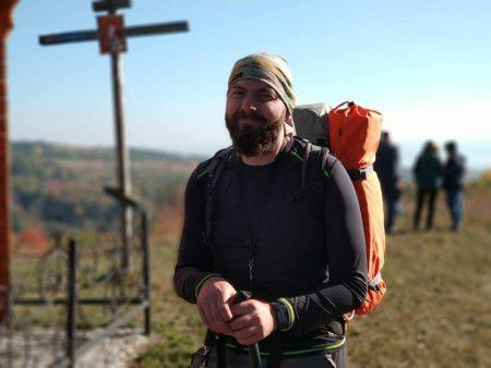 Жага мандрів, надійні друзі та інші складові незабутніх подорожей від Олександра Алєксандрова. ФОТО