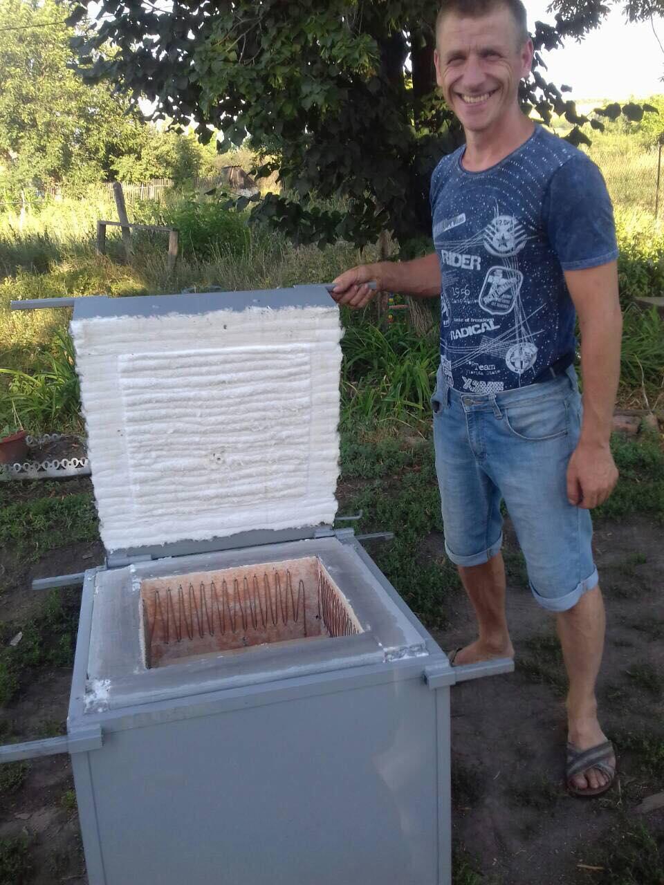Без Купюр Кропивничани і переселенці отримали обладнання для свого бізнесу Життя  Територія успіху МОМ