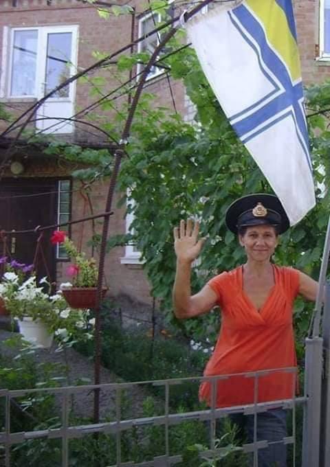 Наталя Мокряк