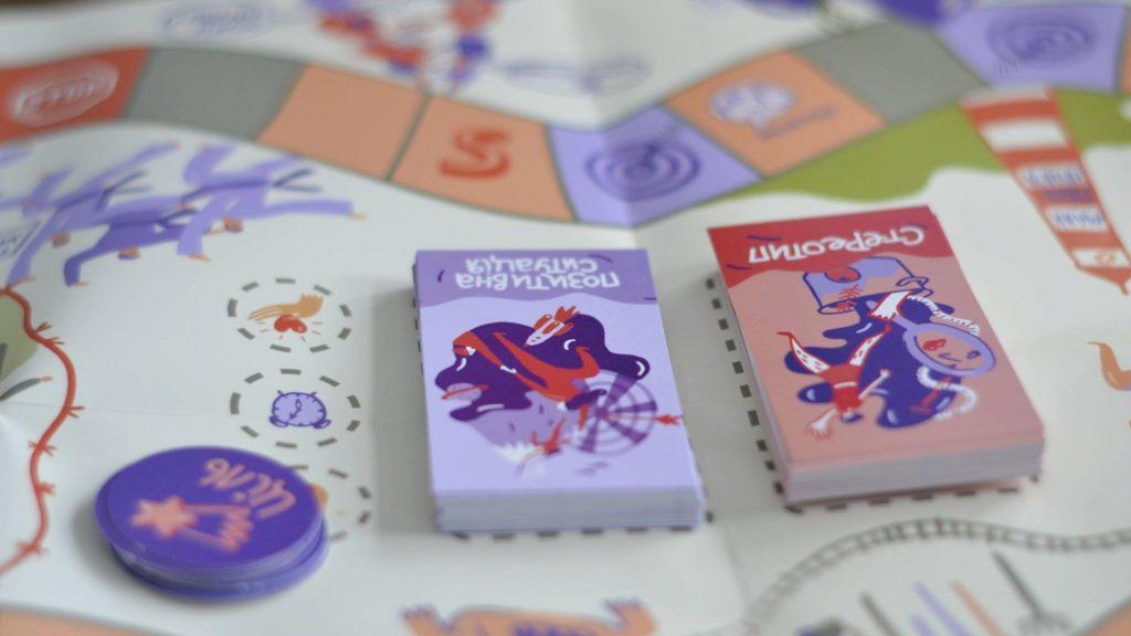 Гра розроблялась упродовж трьох місяців командою українського благодійного фонду Stabilization Support Services