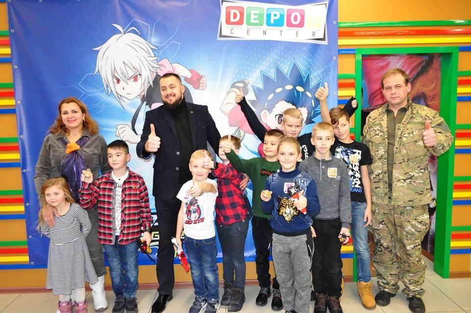 У Кропивницькому відбувся третій бей-блейд турнір - Без Купюр - Кропивницький - Фото 6