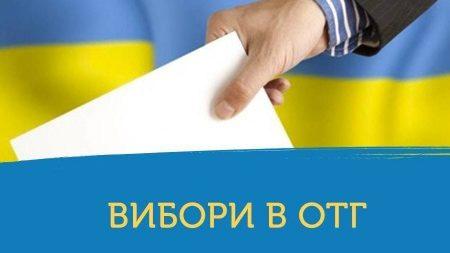 Вибори в ОТГ Кіровоградщини: усі дільниці розпочали роботу вчасно