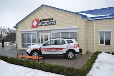 На Кіровогращині закупили 12 санітарних машин для сільських амбулаторій