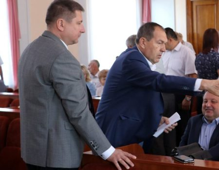 Міськраді не вдалося оскаржити рішення суду про поновлення Грабенка на посаді заступника Райковича