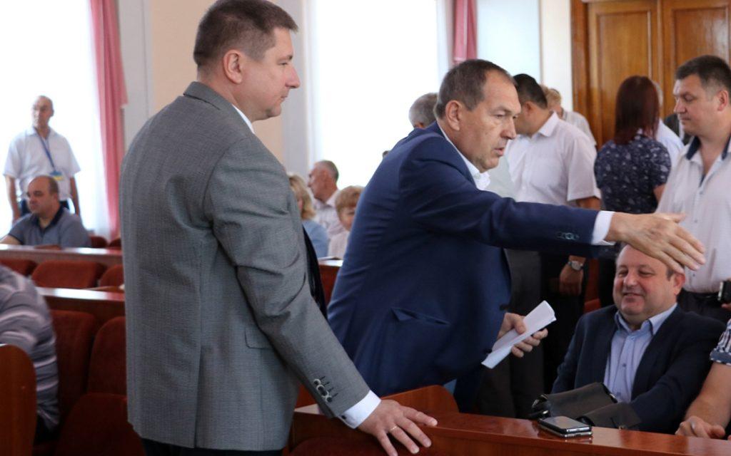 Екс-заступник міського голови Кропивницького подав до суду