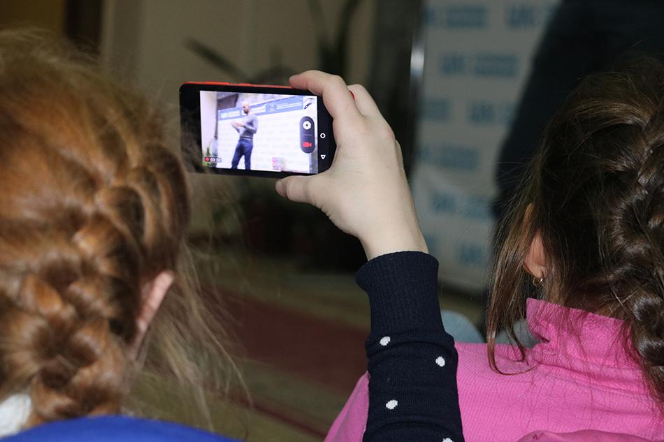 У Кропивницькому письменник Сашко Дерманський зустрівся з маленькими і дорослими читачами. Фото 5