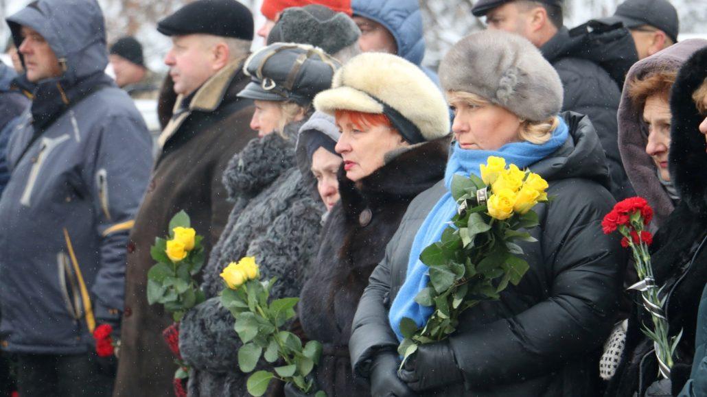 У Кропивницькому попрощалися зі старшим сержантом Віктором Куроп'ятником. ФОТО 4