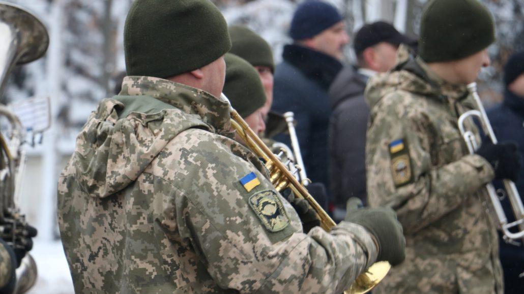 У Кропивницькому попрощалися зі старшим сержантом Віктором Куроп'ятником. ФОТО 5