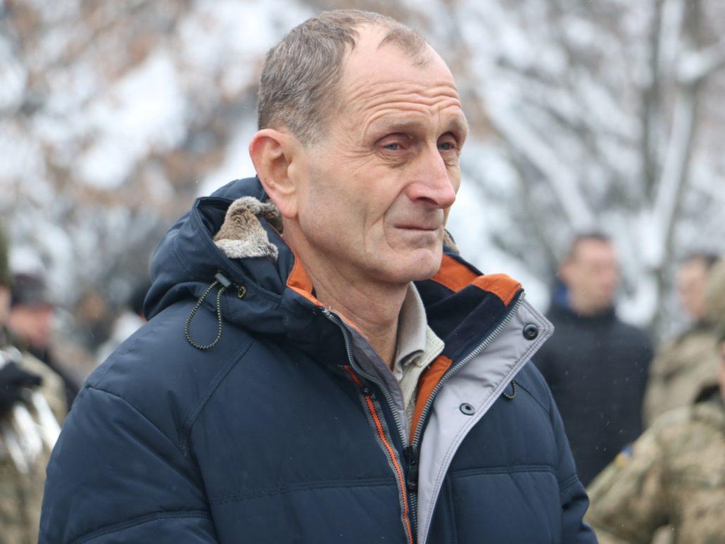 У Кропивницькому попрощалися зі старшим сержантом Віктором Куроп'ятником. ФОТО 6
