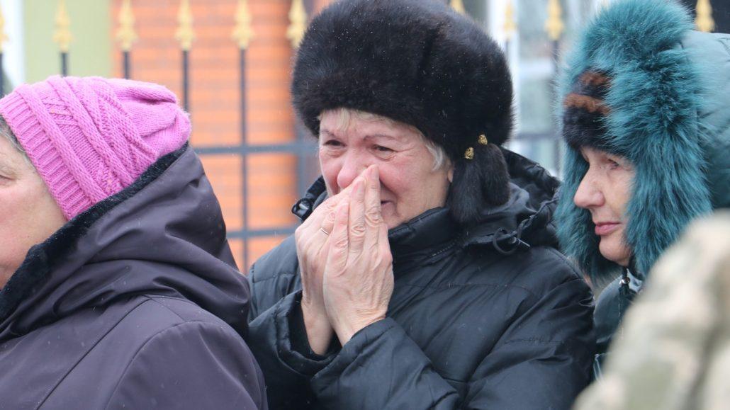 У Кропивницькому попрощалися зі старшим сержантом Віктором Куроп'ятником. ФОТО 7