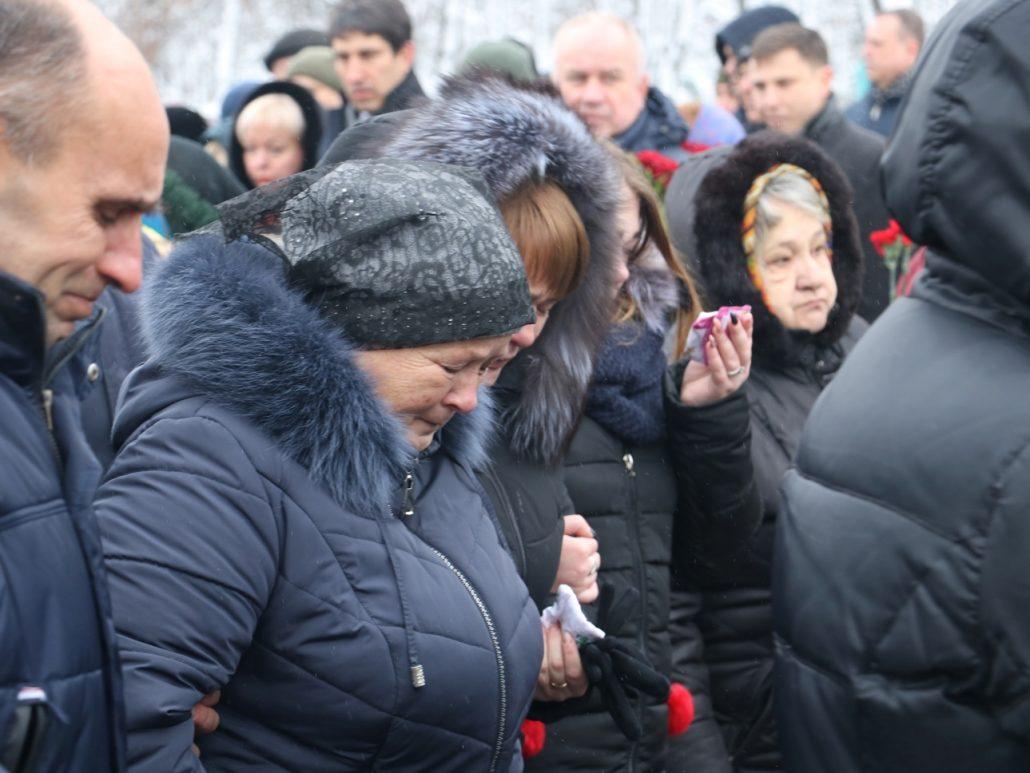 У Кропивницькому попрощалися зі старшим сержантом Віктором Куроп'ятником. ФОТО 8