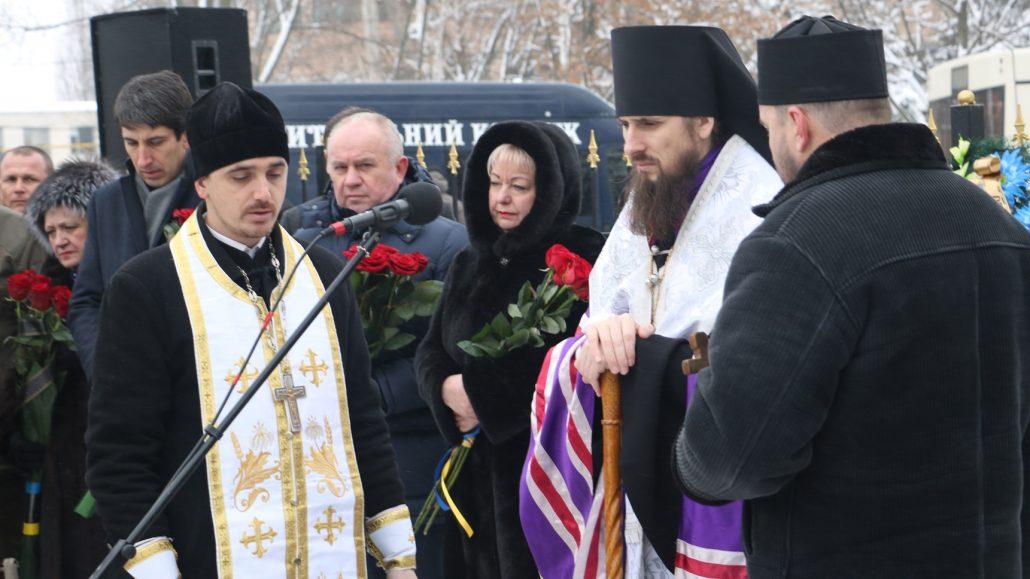 У Кропивницькому попрощалися зі старшим сержантом Віктором Куроп'ятником. ФОТО 12