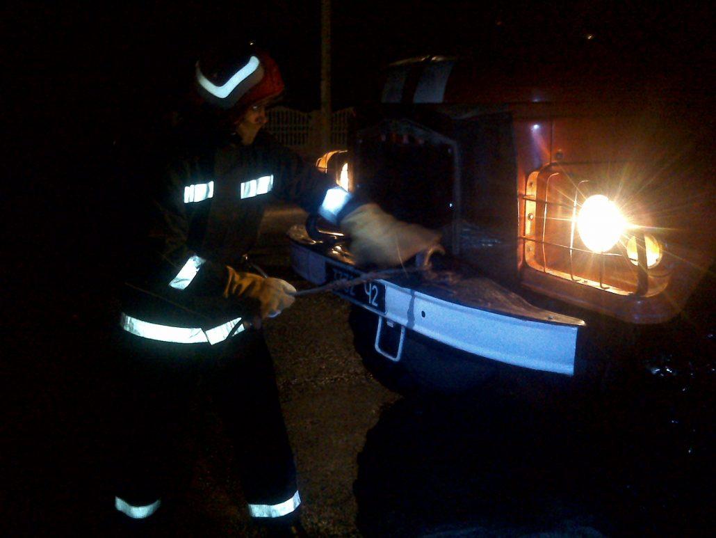 На Кіровоградщині рятувальники тричі за добу допомагали водіям на складних ділянках доріг - 3 - За кермом - Без Купюр