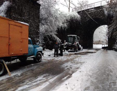 Проїзд під «Аркою» в Кропивницькому відновлено