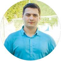 Євген Савранський