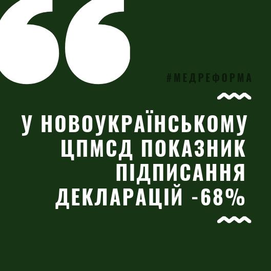 Підсумки 2018-го: проблеми й успіхи впровадження медреформи на Кіровоградщині - 2 - Найважливiше - Без Купюр