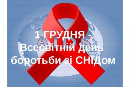 Всесвітній день боротьби зі СНІДом: де у Кропивницькому можна пройти експрес-тестування на ВІЛ