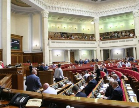 Зміна виборчого законодавства: як голосували нардепи від Кіровоградщини