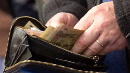 82,7% українських пенсіонерів отримують пенсію нижче реального прожиткового мінімуму