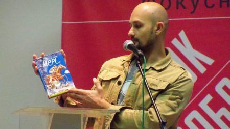У Кропивницькому запрошують на зустріч з суперзіркою дитячої літератури