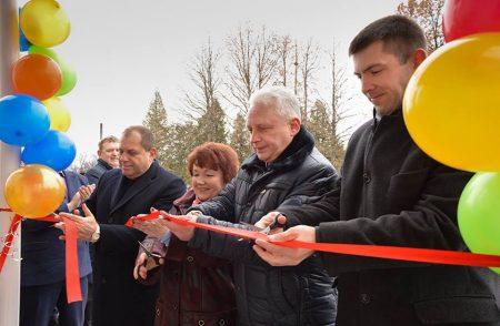 На Кіровоградщині відкрили навчально-практичний центр із підготовки електромонтерів