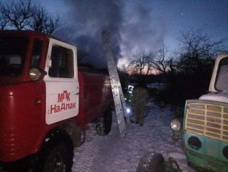 На Кiровоградщинi пiд час гасiння пожежi знайшли тiло загиблої жiнки