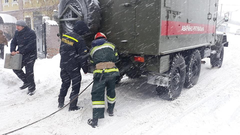 Снігова негода вирує на Кіровоградщині. ФОТО. ВІДЕО 1
