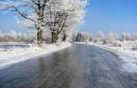 Як їздити  слизькою дорогою, поради водіям
