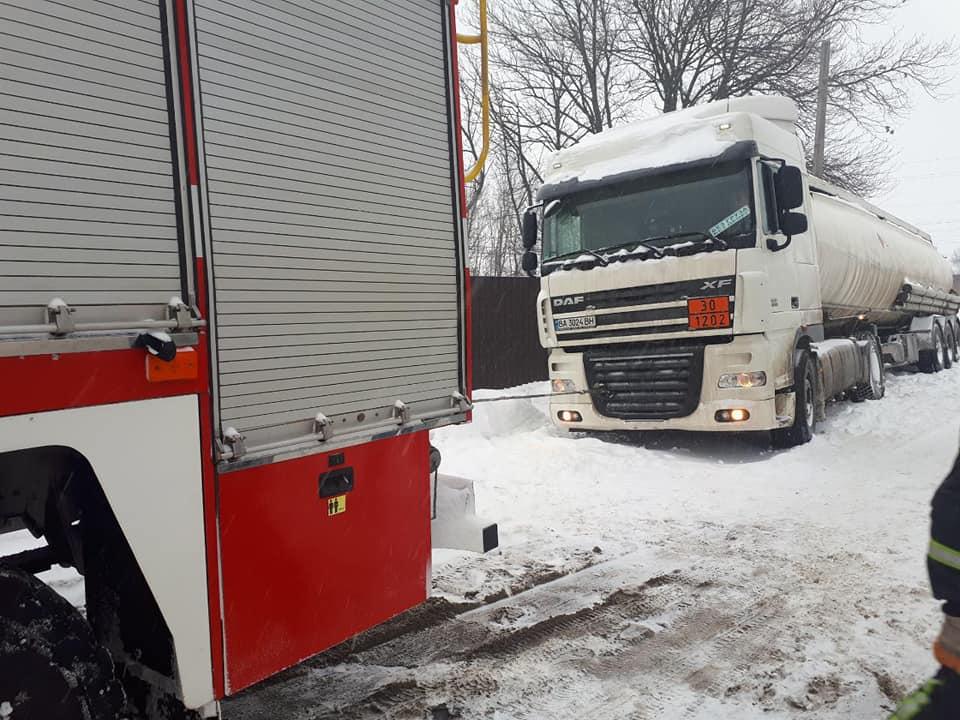 Снігова негода вирує на Кіровоградщині. ФОТО. ВІДЕО 2