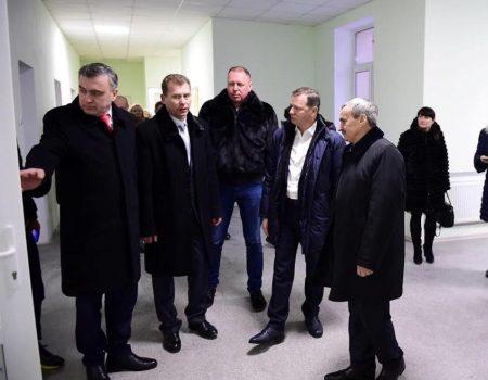 В Кіровоградську обласну дитячу лікарню завезли 429 бебі-боксів