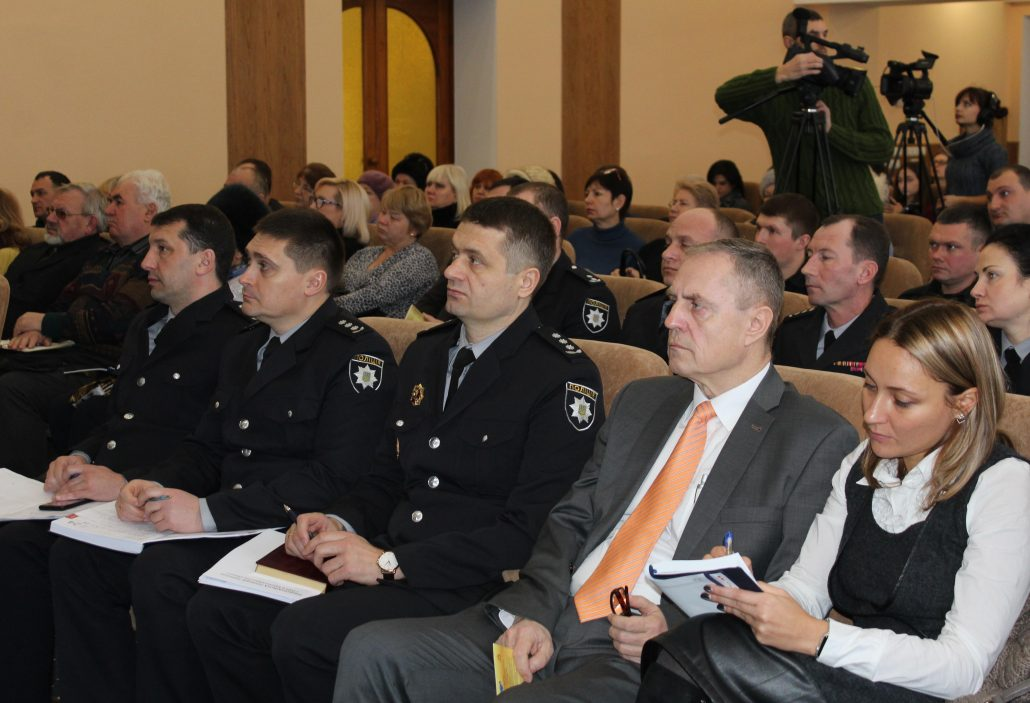 У Кропивницькому презентували «Сусідську варту». ФОТО Фото 3 - Життя - Без Купюр - Кропивницький