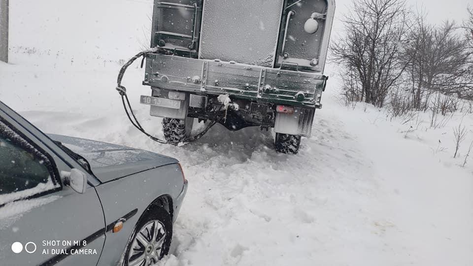 Снігова негода вирує на Кіровоградщині. ФОТО. ВІДЕО 4