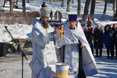 У Кропивницькому святкують Водохреща.  Поради рятувальників. Фото