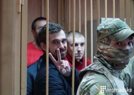 Моряк з Кіровоградщини відмовився відповідати на питання суду посилаючись на Женевську конвенцію