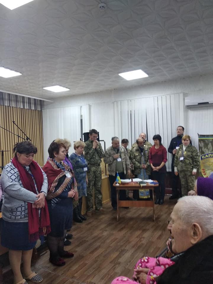 У Кропивницькому 12 годин молилися за звільнення полонених українців - 3 - Життя - Без Купюр