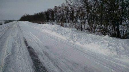 На Кіровоградщині обмежено рух на дорогах загального користування